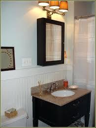 Bathroom Medicine Cabinet With Mirror And Lights Medicine Cabinet With Light And Electrical Outlet Bathroom