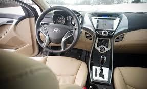 hyundai elantra 2010 interior 2011 hyundai elantra limited instrumented test car and driver