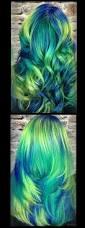 25 best green hair streaks ideas on pinterest crazy colour hair