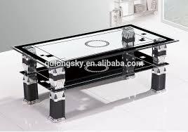 Modern Table Ls Modern Design Glass Center Table Modern Design Glass Center Table