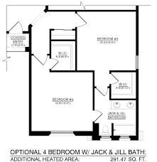 jack and jill bathroom plans abrazo homes mariposa the tiffany 1242739 rio rancho nm new