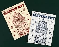 scrantonmade holiday spotlight electric city cards scrantonmade