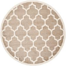 Outdoor Round Rugs by Chevron Outdoor Rugs Rugs The Home Depot