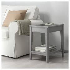 liatorp side table white glass ikea