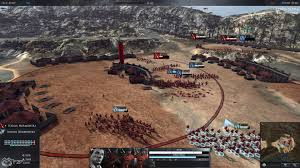 total war arena preview 10 vs 10 multiplayer chaos