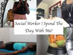 a real day in the of a social worker social work 2017