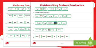 eal sentence building primary resources eal page 1