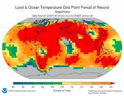temperature map global temperature percentile maps did you monitoring