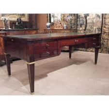 bureau style directoire très grand bureau plat style directoire fin xixème desks