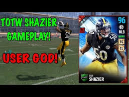 17 Best Images About Mlb - 96 totw shazier gameplay user god best mlb in madden 17 madden