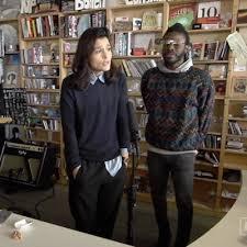 Tiny Desk Npr Jessie Ware U0026 Jesse Boykins Iii Perform On Npr U0027s Tiny Desk