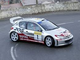 peugeot atv peugeot 206 wrc all racing cars