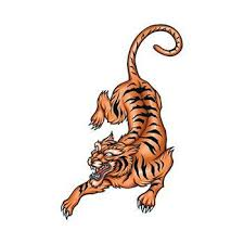 pouncing tiger temporary unleashes your inner self
