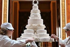 12 most expensive celebrity wedding cakes