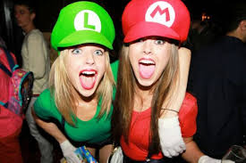 Mario Luigi Halloween Costumes Couples Explorite Blog