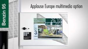 sk700 ii automated fuel dispenser youtube