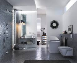 Modern Master Bathroom by Spa Like Tile Details Lend Luxury To A Master Bath Featuring A