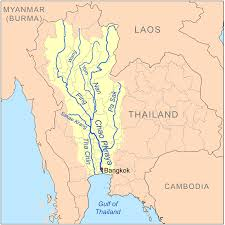 Mekong River Map Pa Sak River Wikipedia