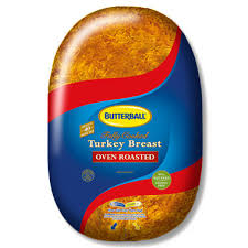 butterball cooked turkey butterball fully cooked turkey breast oven roasted 3 lbs