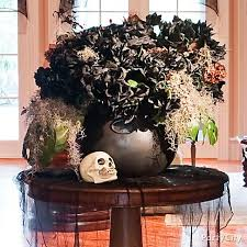 the sketchy reader dark and spooky halloween floral arrangements