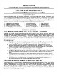marketing resume template product management and marketing