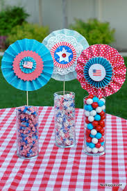 Candy Tables Ideas Easy Diy Candy Buffet For The 4th Of July