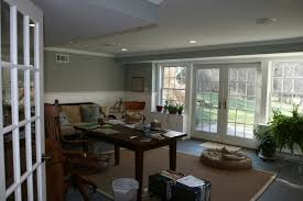 Beadboard Walls And Ceiling by Coralite Woodworks Basements