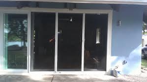 how to repair sliding glass door track patio doors triple track sliding door patio prices for doors