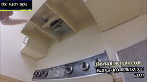 Quick Easy Way To Replace Missing Stove Oven Range Hood Filter