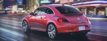vw beetle design differences between 2016 and 2017 volkswagen beetle