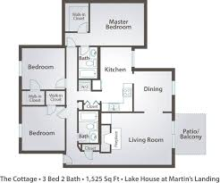 River City Phase 1 Floor Plans by Mesmerizing 90 3 Bedroom Apartment Floor Plan Decorating