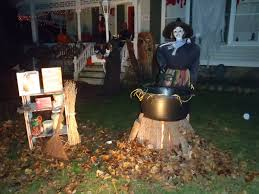 outdoor halloween decoration ideas how to make on exterior design