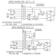 electric valve actuator rotary ea 21 avcon controls pvt ltd