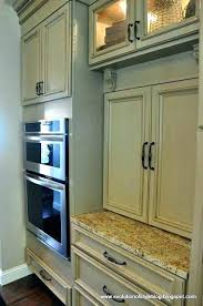 kitchen cabinet appliance garage kitchen cabinets appliance garage clickcierge me