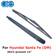 hyundai santa fe rear wiper arm hyundai santa fe rear wiper blade 28 images genuine parts rear