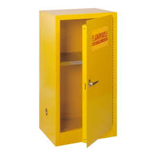 flammable gas storage cabinets edsal 35 in h x 23 in w x 18 in d steel freestanding flammable