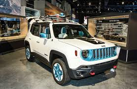 renegade jeep truck 2014 sema show larger than life photo u0026 image gallery