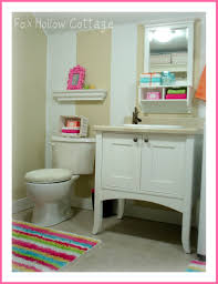 laundry in bathroom ideas a bathroom story the zingy refresher fox hollow cottage