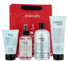 philosophy snow 4 layering set with gift bag page 1