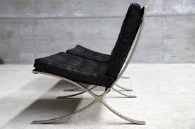 Barcelona Chairs For Sale Vintage Barcelona Chairs By Ludwig Mies Van Der Rohe For Knoll