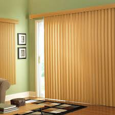 Inexpensive Window Treatments For Sliding Glass Doors - window blinds home window blinds light brown vertical for