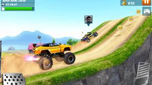 monster truck racing video monster trucks racing e17 android gameplay hd youtube