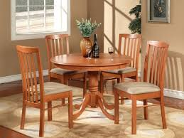 Round Kitchen Tables Kitchen Round Kitchen Table And 26 Fabulous Rustic Round Dining