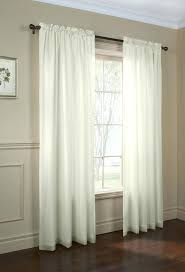 95 Inch Curtains Ivory Sheer Curtains U2013 Teawing Co