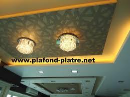 Les Faux Plafond En Platre by Plafond Platre Suspendu Plafond Platre