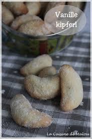recette de cuisine alsacienne dans la catégorie biscuits de noël bredele je demande les vanille
