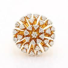 diamond cocktail rings shop diamond cluster cocktail rings on wanelo