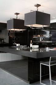 modern island kitchen kitchen design magnificent 3 light island pendant lights above