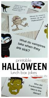 halloween printable lunchbox jokes see vanessa craft