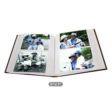 photo albums with memo area kleer vu 5x7 photo albums hton collection photo albums